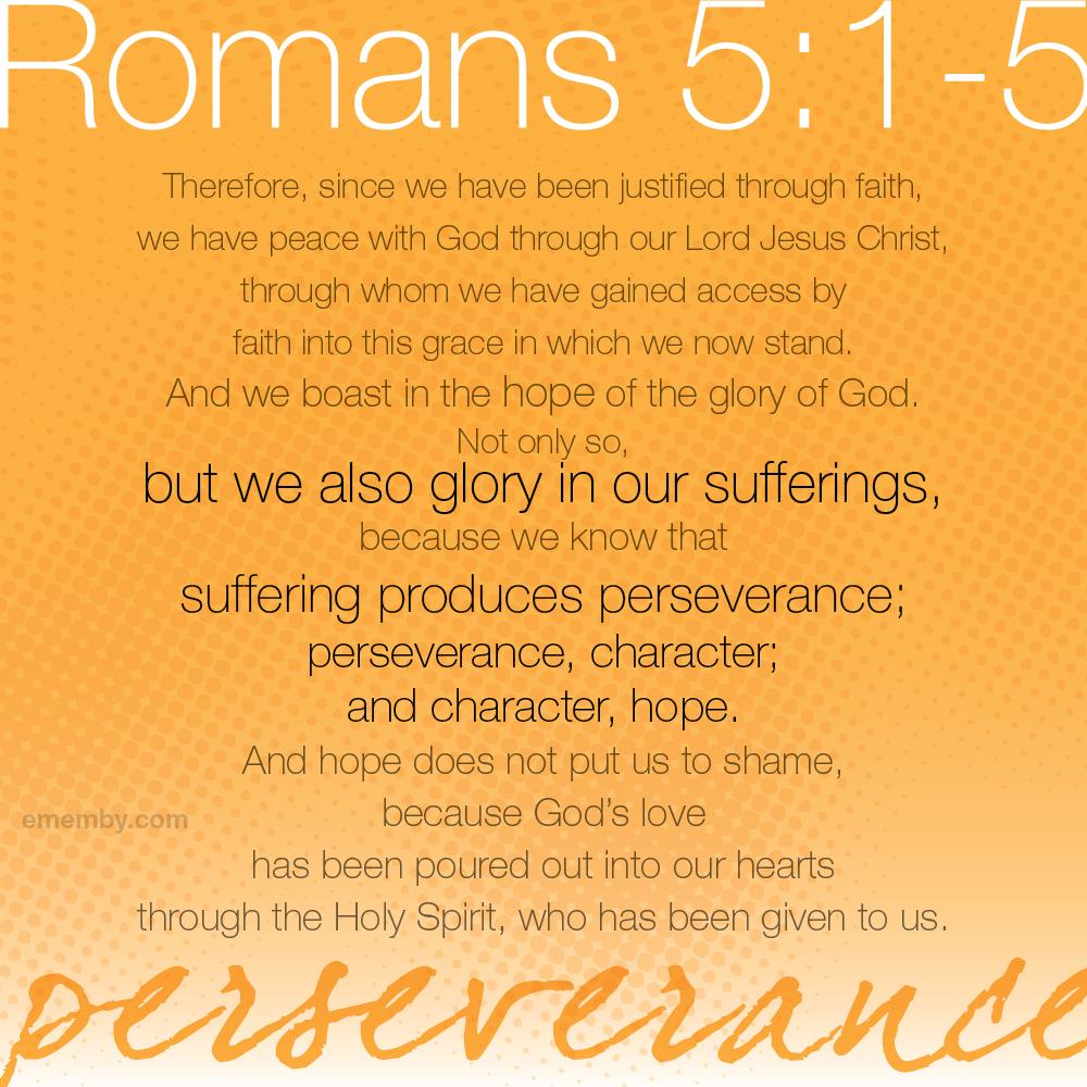 Romans 5:1-5